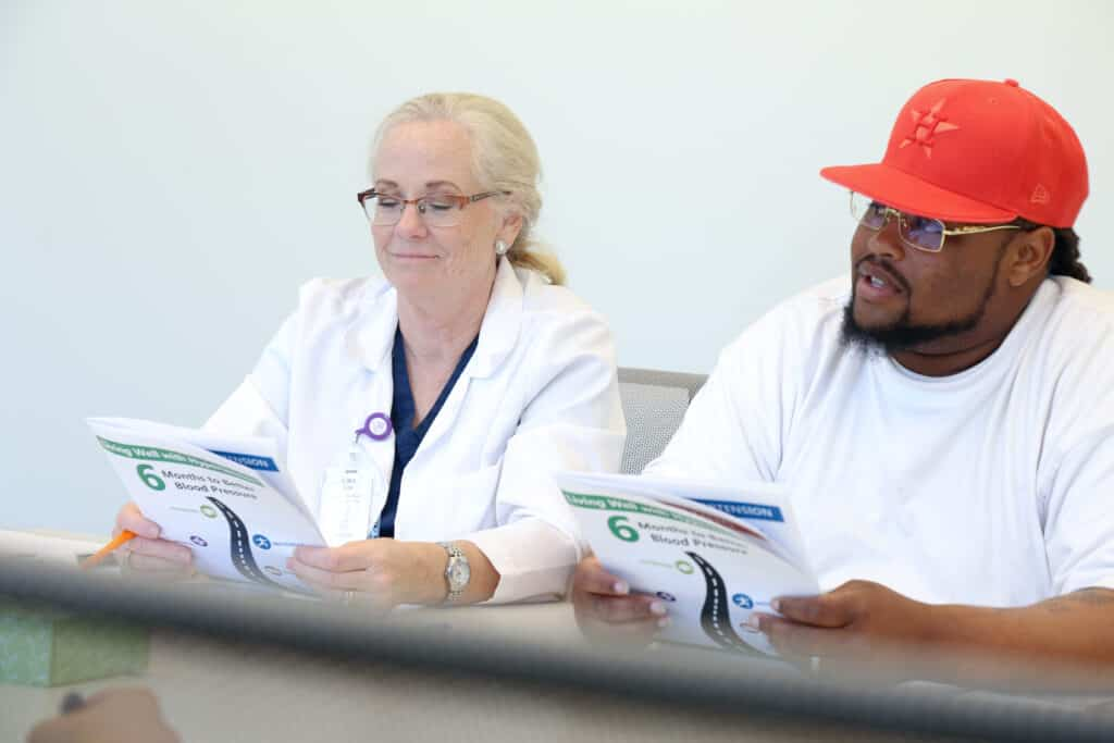 Integrated Heart Health Education at Church Health Memphis